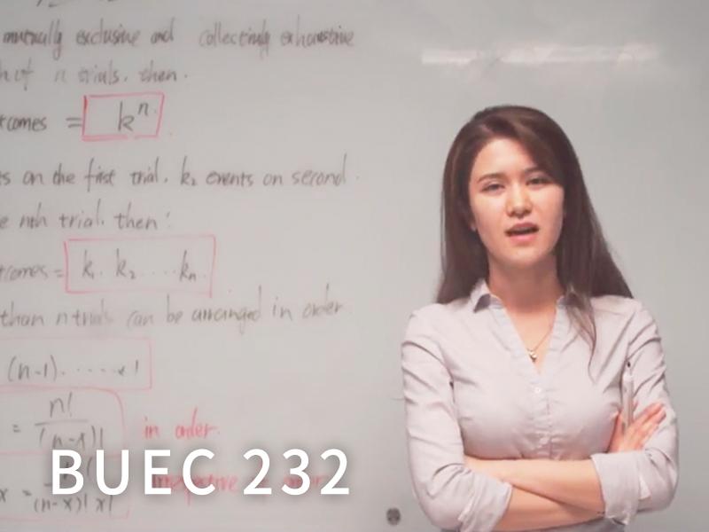 BUEC 232