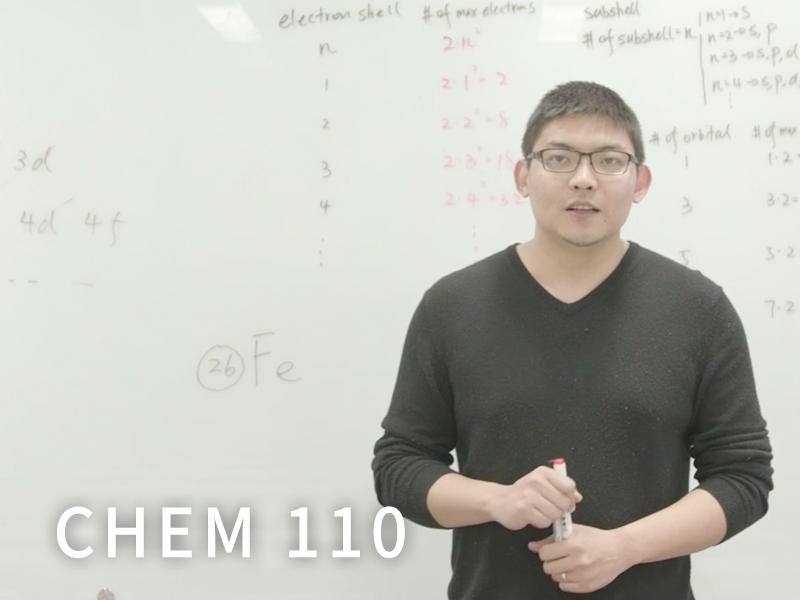 CHEM 110
