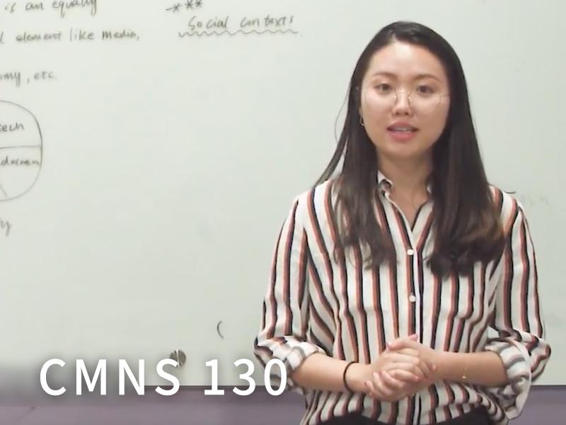 CMNS 130
