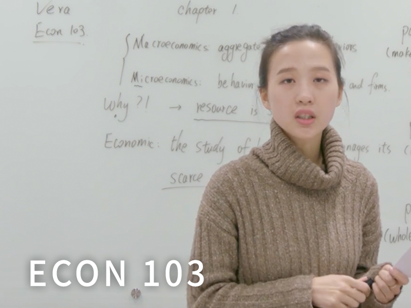 ECON 103