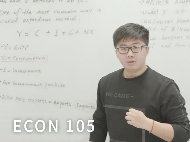 ECON 105