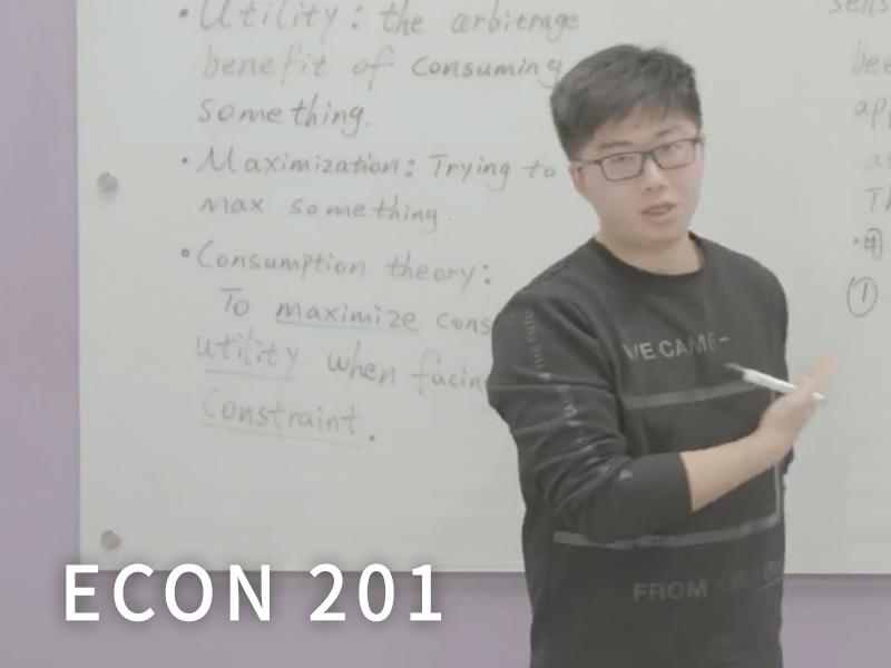 ECON 201