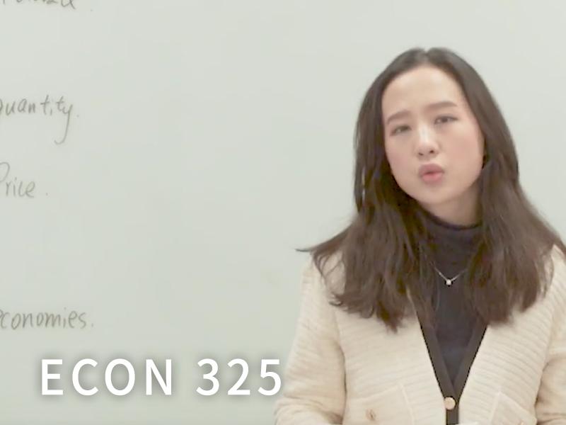 ECON 325