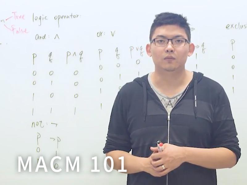 MACM 101