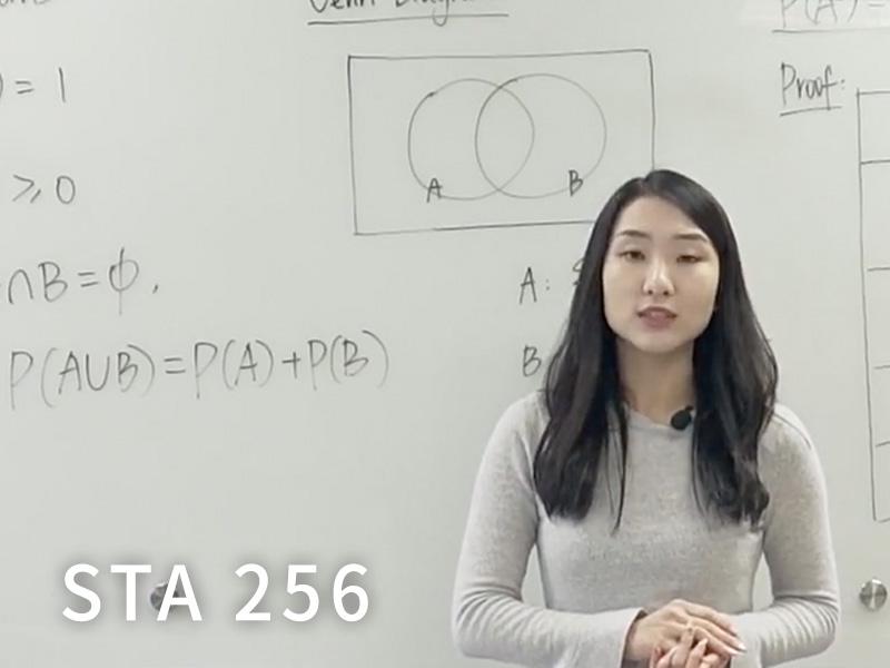 STA 256